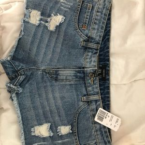Forever 21 size 29 denim shorts